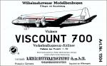 VIKERS VISCOUNT 700